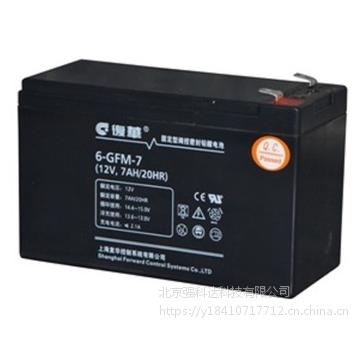 6-GFM-7S/R复华蓄电池 原装报价