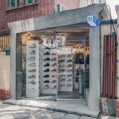 青岛街边潮店设计装修哪家好青岛小型店面怎么设计装修青岛小型店面怎么装修