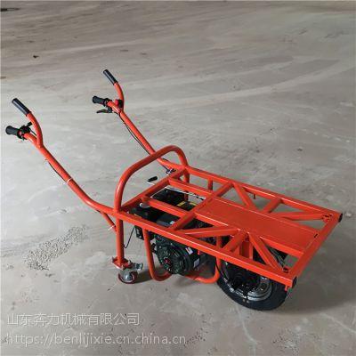 山东奔力机械 厂家直销下山怠速小推车 纺织厂原料进货车