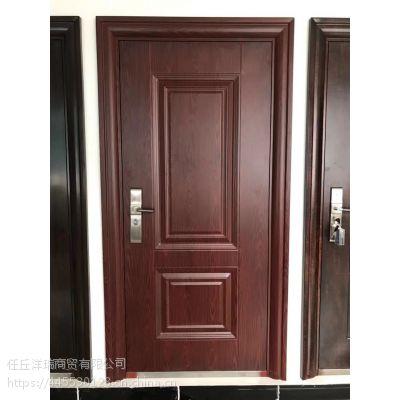 防火防盗门钢质防盗门