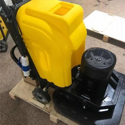 天德立900型密封固化地坪打磨抛光机
