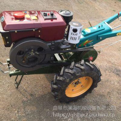 实用方便的手扶拖拉机 手扶微型柴油除草机