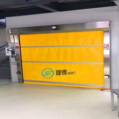 梅州快速卷帘门厂 电子车间高速提升门价格