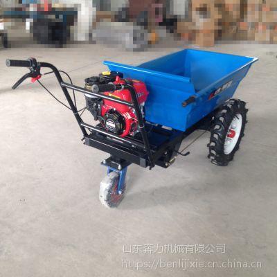 能倒车的工地灰斗车 拉重货爬坡的搬运车 奔力 BL-HDC-2