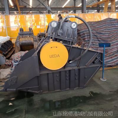 江苏苏州 徐工215液压破碎斗 中型水泥块破碎机 节省运输费用