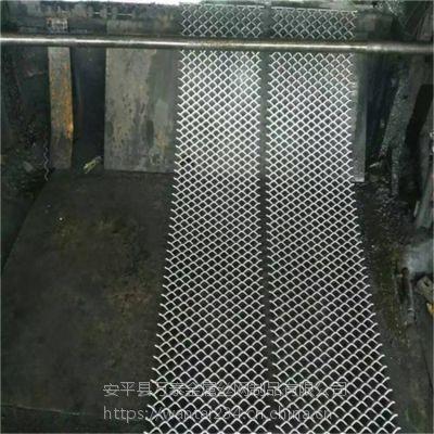 供应湖北白茬钢板网 菱型钢板网 冲压拉伸网