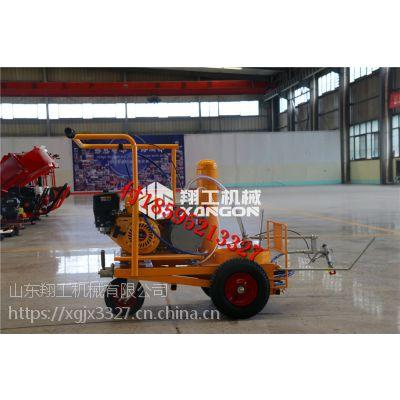 山东小型热熔划线一体机停车位标线、操场、小热熔划线一体机厂家直销