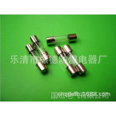 厂家直销中国电光防爆开关配件 玻璃保险管