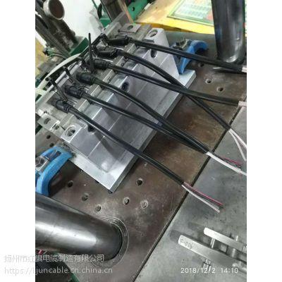 太阳能电池公母插头4+2,生产厂家报价