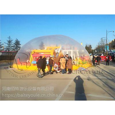 郑州水晶宫海洋球乐园设备多少钱
