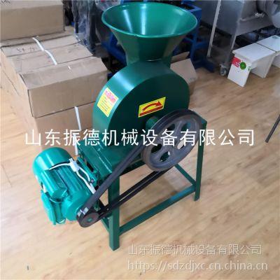 禹城市小型农用地瓜干切片机 全自动芋头切片机 振德 土豆削片机械