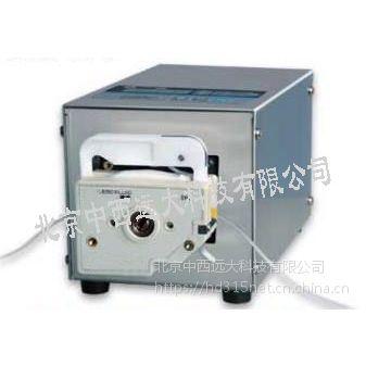 中西 调速型蠕动泵(中西器材) 型号:FT15库号:M407269