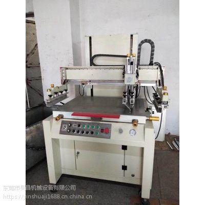 导电银浆丝印机石墨烯材料网印机发热板丝网印刷机