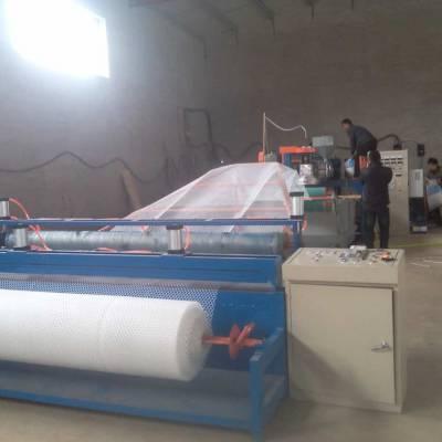 迪威75平网机养殖网机空调网机