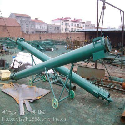 河北闸门 厂家供应螺旋输送机 水利专用LX-160型|螺旋输送机