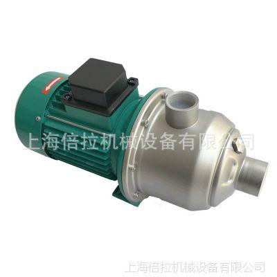 德国威乐水泵多级离心泵MHI1602不锈钢WILO冷热水循环泵地源热泵