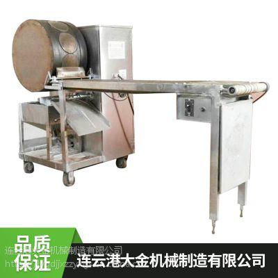 厂家直销固定式春卷皮机—春卷皮机多少钱—操作更简单