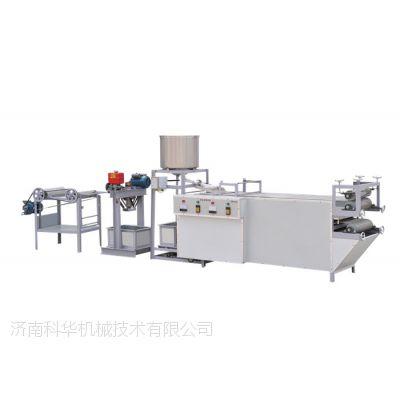 不锈钢数控豆腐皮加工设备 全套干豆腐生产线 大型千张百叶加工机器