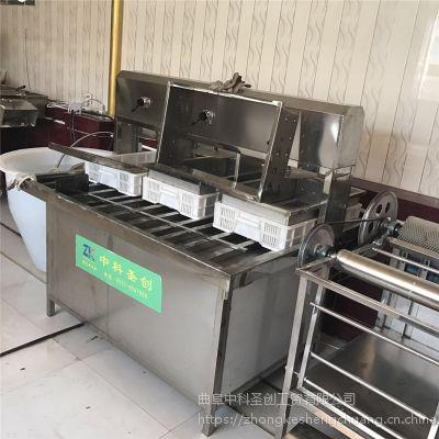 大型全自动豆腐机设备 商用全自动一体豆腐机厂家上门安装