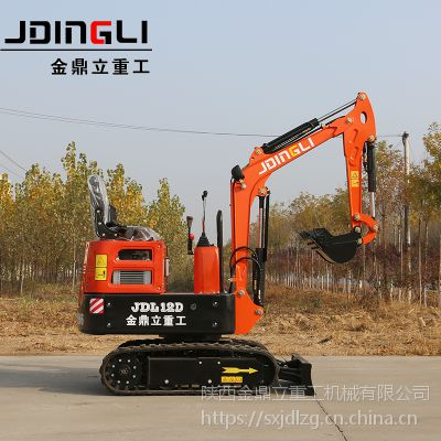 江苏0.8吨挖掘机价格 用着放心的小钩机 履带挖掘机
