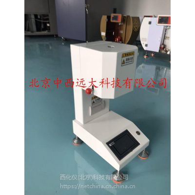 中西 熔融指数仪/熔融指数测试仪(触摸屏,带热敏胶纸打印)型号:M119953库号M119953