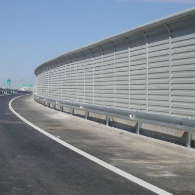 韶关公路吸音板护栏 声屏障围栏 广州防噪音隔栏