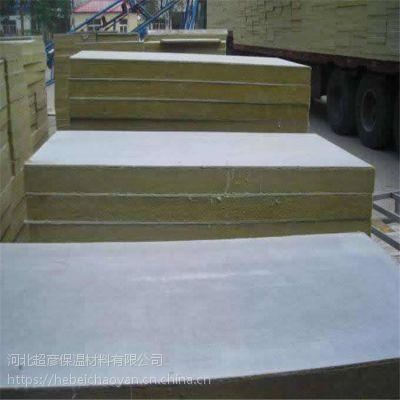 张家口市 单面贴铝箔岩棉复合板6个厚一立方报价