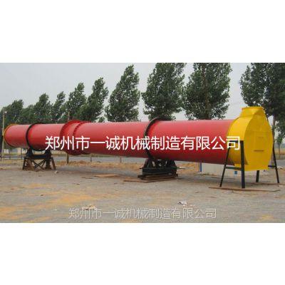 郑州一诚机械帮助甘肃鸡粪烘干机减少冒烟