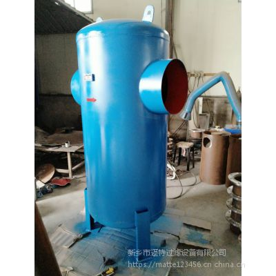 MQF-100旋流式气水分离器价格 迈特生产旋风汽水分离器厂家
