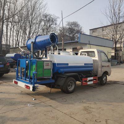 国五北汽黑豹小型清洗洒水车图片 小型多功能洒水车厂家
