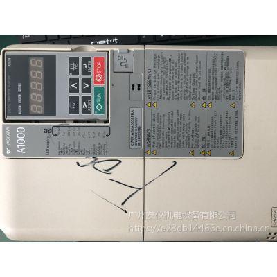安川CIMR-AB4A0038FBA变频器内部过热维修,广州安川变频器维修中心