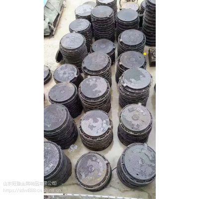 球墨铸铁井盖球墨铸铁箅子型号齐全现货供应