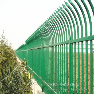 大兴市政护栏厂家 公路隔离围栏 大兴小区栅栏价格