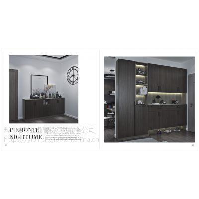 郑州新款板式全屋定制图册设计新款家具图册印刷