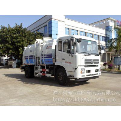 江铃餐厨垃圾车,小型3吨餐厨车