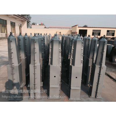 警示桩模具设计 警示桩模具生产-保定中泽模具