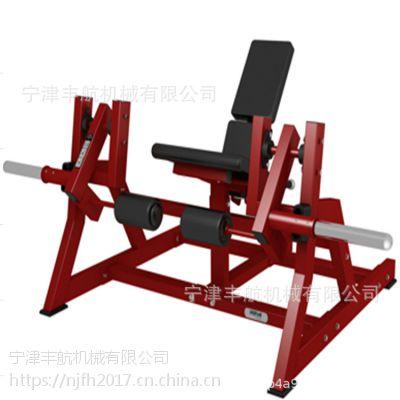 丰航机械高端定制健身房用悍马力量系列分动坐式伸腿 腿部屈伸