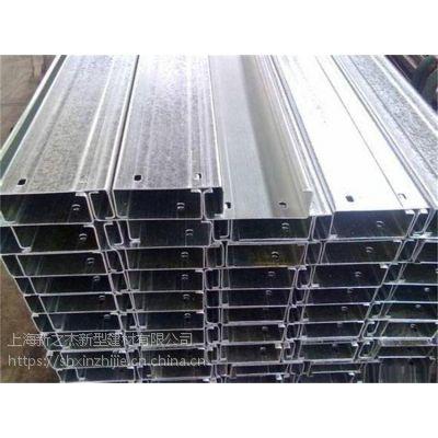 一掷20万块C型钢货款,客户如此信任上海新之杰