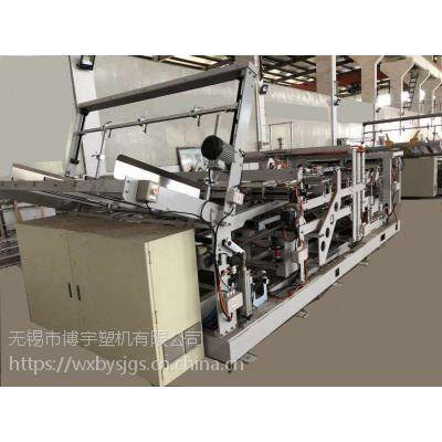 SPC石塑地板全自动包装机生产线高端产品