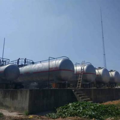 南京市190立方液化气地埋罐,200立方地埋液化气储罐,菏锅