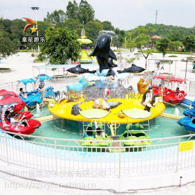 激战鲨鱼岛不同价位童星游乐新型户外游乐设备