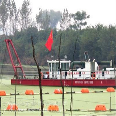 2019挖泥船浮体专用河道清淤工程