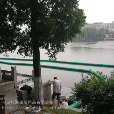 水库进水口的拦污装置浮筒式拦污排效果怎么样