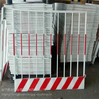 施工护栏 建筑工地隔离栏 场地围栏价格
