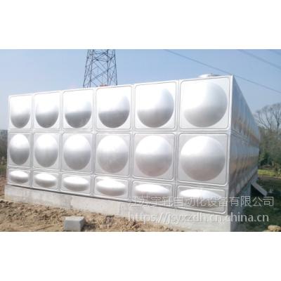 不锈钢拼装水箱施工方案供水设备找江苏宇轩