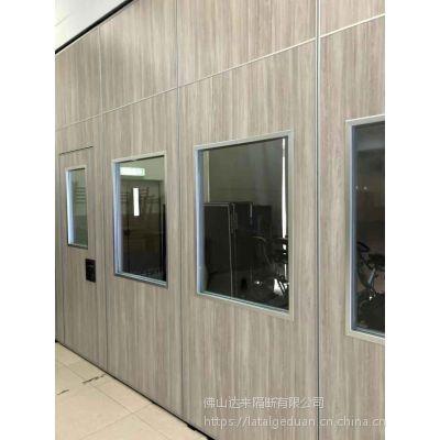 厂家直供香港80型開窗膠板面活動屏風、綠色環保專為學校设计