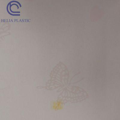 供应pvc磨砂膜 HL-09 PVC薄膜