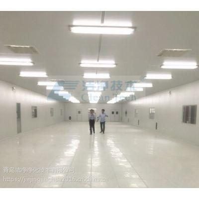 威海净化厂房之PVC地面施工要求及注意事项