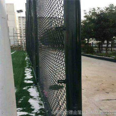 网球场围网材料 市政围网 体育围挡