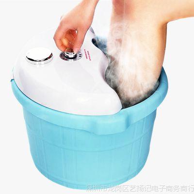 泡脚桶塑料无电恒温加热耐摔泡脚盆加厚加高洗脚盆按摩家用足浴盆